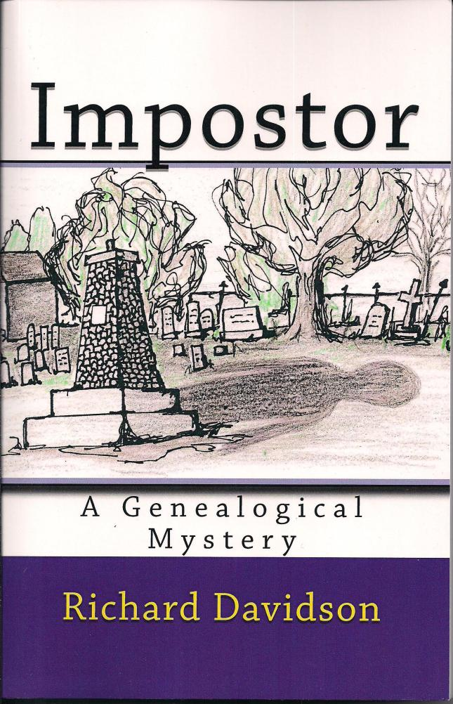 Impostor Front Cover 001